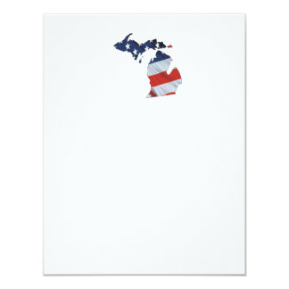 TEE Michigan Patriot Card