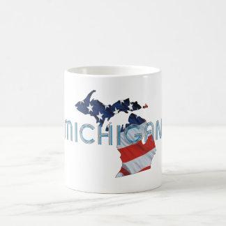 TEE Michigan Patriot Coffee Mug