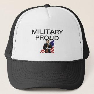 TEE Military Proud Trucker Hat