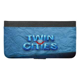TEE Minneapolis iPhone 6/6s Plus Wallet Case