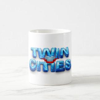 TEE Minneapolis Classic White Coffee Mug