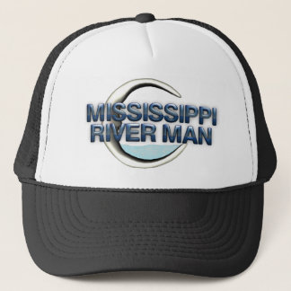 TEE Mississippi River Man Trucker Hat