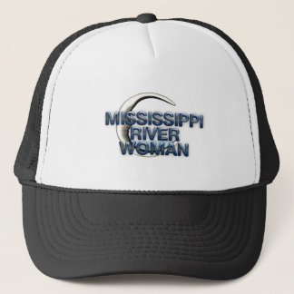 TEE Mississippi River Woman Trucker Hat
