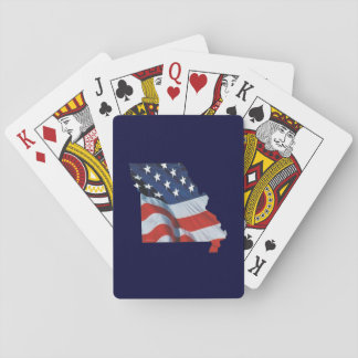 TEE Missouri Patriot Card Deck