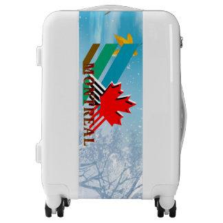 TEE Montreal Luggage