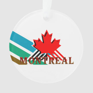 TEE Montreal Ornament