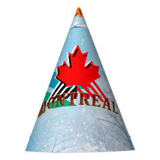TEE Montreal Party Hat