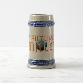 TEE My Future Beer Stein
