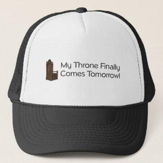TEE My Throne Trucker Hat