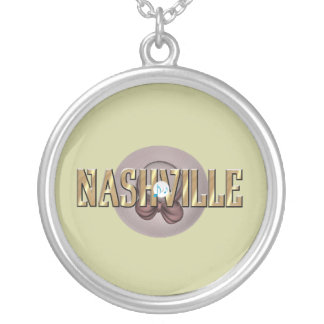 TEE Nashville Silver Plated Necklace