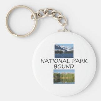 TEE National Park Bound Keychain