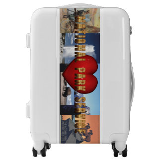 TEE National Parks Love Luggage