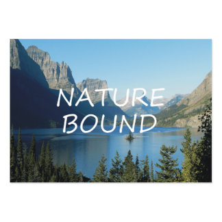 TEE Nature Bound Business Card