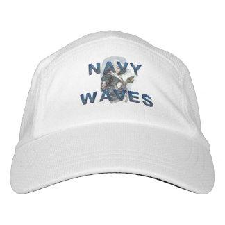 TEE Navy Waves Hat