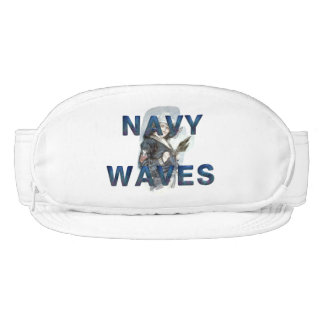 TEE Navy Waves Visor