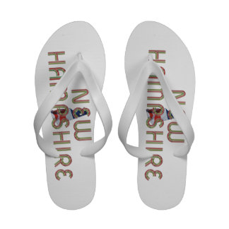 TEE New Hampshire Patriot Sandals