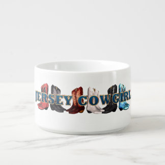TEE New Jersey Cowgirl Chili Bowl