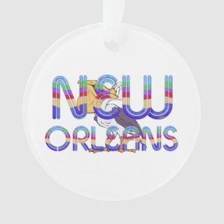TEE New Orleans Ornament