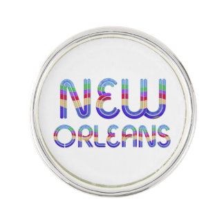 TEE New Orleans Pin