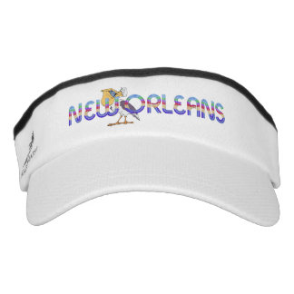 TEE New Orleans Headsweats Visor