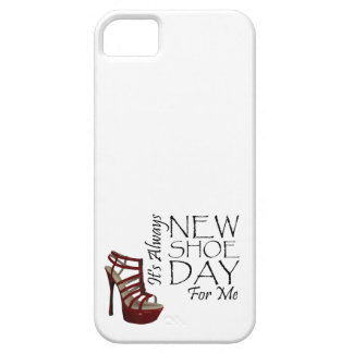 TEE New Shoe Day iPhone SE/5/5s Case