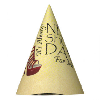TEE New Shoe Day Party Hat
