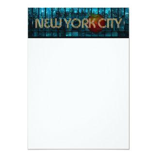 TEE New York City Card