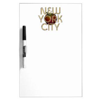 TEE New York City Dry-Erase Board