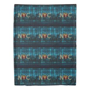 Tee New York City Duvet Cover