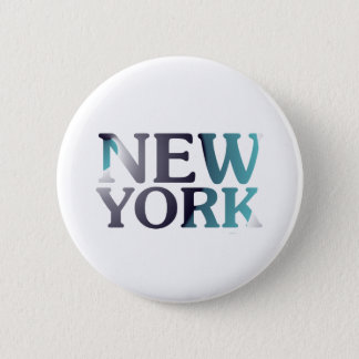 TEE New York Pinback Button