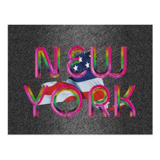 TEE New York Postcard