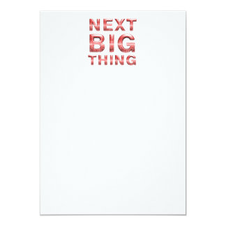 TEE Next Big Thing Card