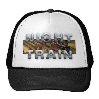 TEE Night Train Trucker Hats