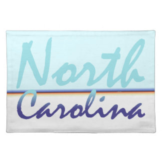 TEE North Carolina Cloth Placemat