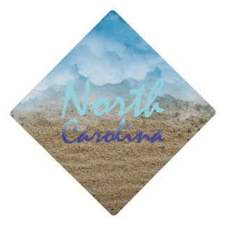 TEE North Carolina Graduation Cap Topper