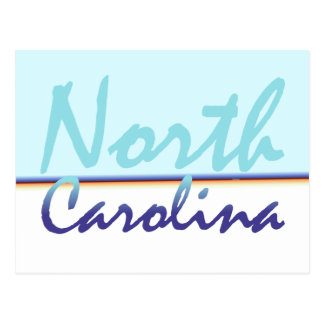 TEE North Carolina Postcard