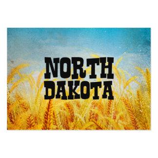 TEE North Dakota Large Business Card