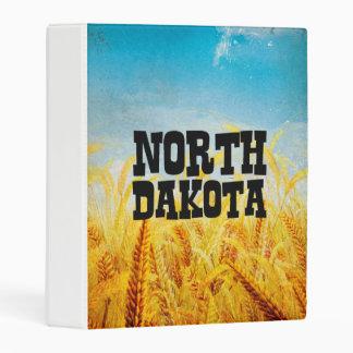 TEE North Dakota Mini Binder