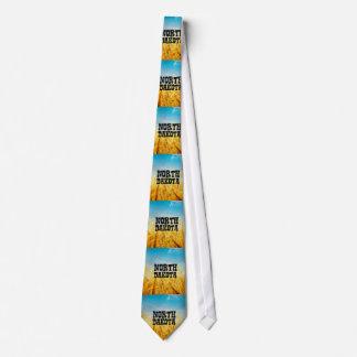 TEE North Dakota Neck Tie
