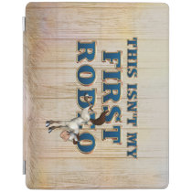TEE Not My First Rodeo iPad Smart Cover