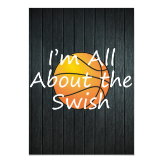 TEE Nothing But Swish Magnetic Card