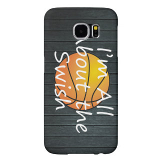 TEE Nothing But Swish Samsung Galaxy S6 Case