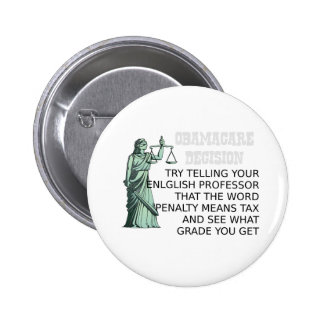 TEE Obamacare Decision Pin