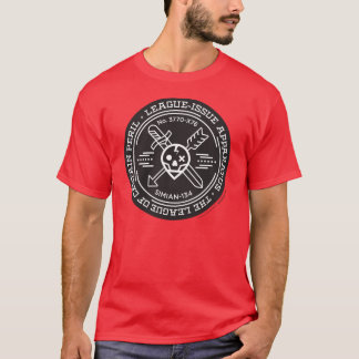 Tee of Certain Peril: Red