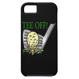 Tee Off iPhone SE/5/5s Case