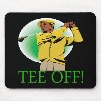 Tee Off Mousepads