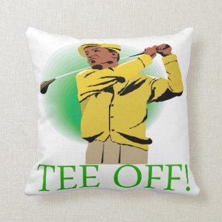 Tee Off Pillow