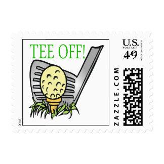 Tee Off Postage