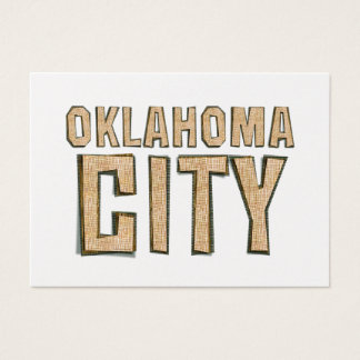 TEE Oklahoma City Business Card