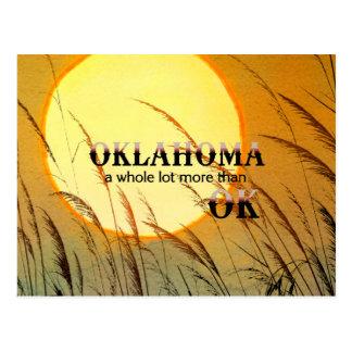 TEE Oklahoma Postcard